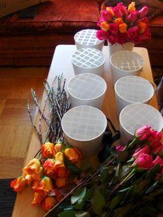 San Francisco Bay Area Bride Guide » Budget Blooms: DIY Wedding Flowers