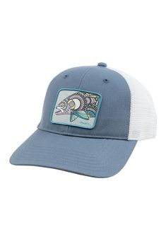 Women's Artist Series Trucker - Simms Fishing Products