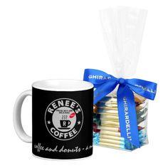 Renees Coffee Friendship Club 5101 Dark Mug 1402