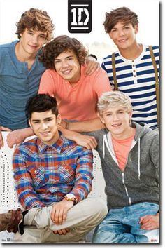 1D - Group Poster