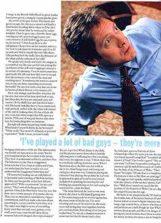 Spaderman - New York Times Magazine (James Spader) Page 3/6