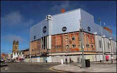 ABC Theatre Blackpool Demolition Blackpool, Theatre, Street View, Photoshoot, Photo Shoot, Theatres, Theater, Photography