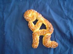 Love this and love Tebow!  From The Pretzel Company in Alpharetta, Georgia.