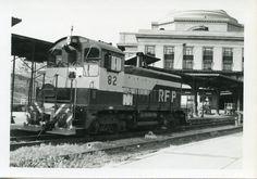 W788 RP 1969 RF P Richmond Fredricksburg Potomac Railroad Engine 82 Richmond VA | eBay Vintage Trains, Richmond Virginia, Home And Away, Engine, Ebay, World, Amp, Places, Pictures
