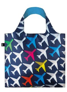 LOQI AIRPORT Airplane Bag