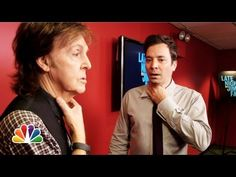 ▶ Jimmy Fallon and Paul McCartney Switch Accents (Late Night with Jimmy Fallon) - YouTube