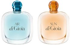 Giorgio Armani Air Di Gioia & Sun Di Gioia