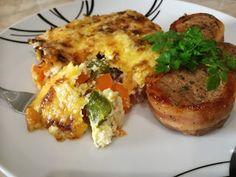 Arancini, Baked Potato, Bacon, Potatoes, Ethnic Recipes, Food, Potato, Essen, Meals
