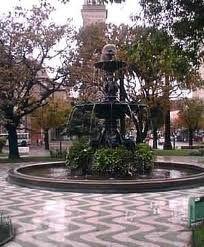 Fuente de la Plaza Victoria