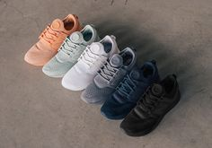 After a solid debut run early this year, New Balance is back with more colorways of the 247 for summer. The latest collection prepares you for the hot months ahead with an ultra-breathable engineered mesh toe with the model's usual … Continue reading →