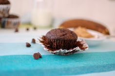 Cook Au Vin: Chocolate Banana Chocolate Chip Muffins