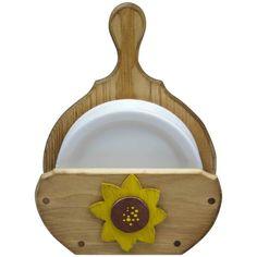 Paper Plate Caddy Holder  sc 1 st  Pinterest & paper plate holders | paper plate holder not only decorative but ...