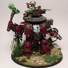 Warhammer Fantasy, The Grandmaster, Warhammer 40000, Paint Schemes, Dwarf, Squats, Conversation, Miniatures, Models