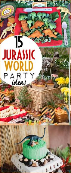 Jurassic World Party