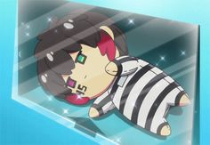I want a Jyugo plushie, he's my favorite, he's so funny ^^