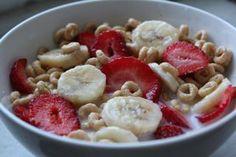 Healthy Breakfast Foods.