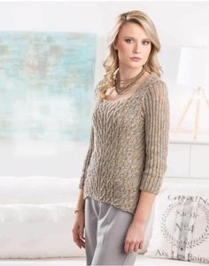 Free Knitting, Knitting Patterns, Crochet Patterns, Summer Breeze, Ribbed Sweater, Knit Crochet, Turtle Neck, Pullover, Sleeves