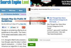There appears to be a bug with Google+ that's sometimes causing the wrong URLs to appear when sharing pages.