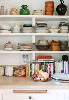 ceramics by beth katz via rip & tan. / sfgirlbybay