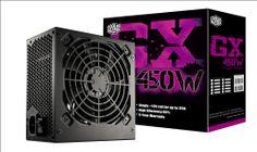 Fuente Cooler Master GX 450W Cooler Master, Fonts