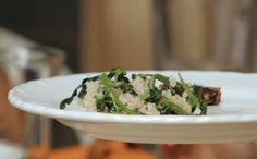 Arroz integral com brócolis  Prato ideal para o dia a dia é fácil e rápido de fazerNone