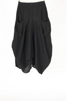 Oh My Gauze - Robin Skirt - Black