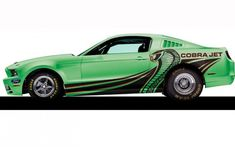 2014 Ford Mustang Cobra Jet Priced From $97,990---I'll take two, please, one red, one black! LOL!!
