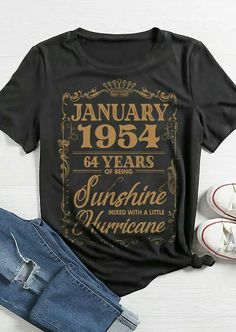 90de25cfe March years of being sunshine mixed with a little hurricane 💜 · T Shirts  ...
