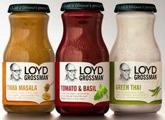 Lloyd Grossman jars