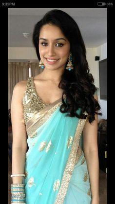 I like the saree