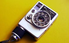 Canon / Bell & Howell Dial 35 by bcostin, via Flickr