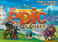 Tiny Epic Quest | Image | BoardGameGeek