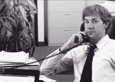 A gif dedicated to Jim Halpert's face.