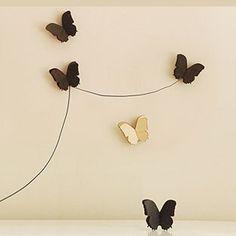 wood butterflies #dtll