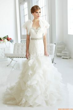 Robes de mariée Val Stefani D8045 Fall 2013