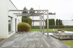 Outdoor Tiles, Outdoor Decor, Tile Design, Pergola, Outdoor Structures, Patio, Gallery, Image, Home
