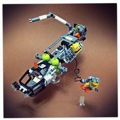 Fishbone #flickr #LEGO #space #myatoms