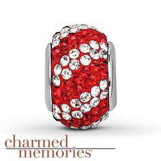 Charmed Memories Swarovski Elements Sterling Silver