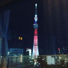 #skytree #nightview
