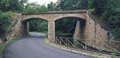 Pont jumelé, Saint-Cyr-la-Rivière
