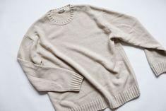 優しい風合い『AURALEE(オーラリー)』コットンウールカシミヤニット – JBmag Japanese Fashion, Sweatshirts, Sweaters, Japan Fashion, Trainers, Sweater, Sweatshirt, Pullover Sweaters, Hoodie