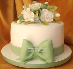 Inspiração para bolos de noiva