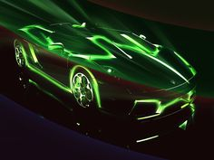 This Neon Car Wallpaper Was Upload On April 2017 By Latestautocar And You Can See 14282 End More At Latest Auto