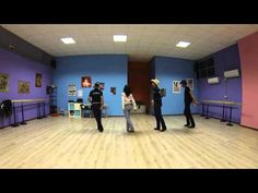 """Hallelujah"" country line dance, coreographed by Adriano Castagnoli, 68 count, 2 wall, level intermediate, music by ""The Samaritans"" - Joy's Gonna Come In Th..."
