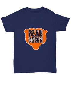 Bear Down Chicago Football Fan Nation T-Shirt