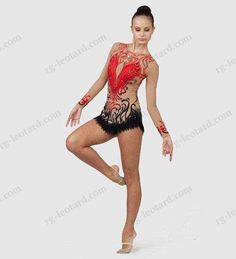 Queen of Spades, Competition Leotards, pic 4