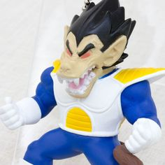 Dragon Ball Z Ozaru Oozaru Transformed Vegeta Figure Ball Chain JAPAN ANIME
