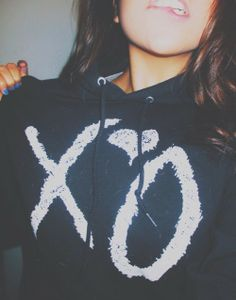 XO THE WEEKND sweatshirts XO TILL OVERDOSE OVOXO XO THE WEEKND