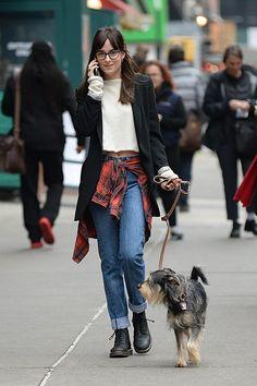 Top looks. De vestidos, prendas denim y Kate Bosworth © Gtres Online/ Cordon Press/ Getty Images