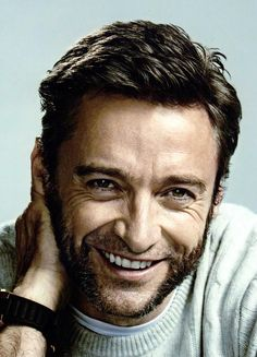 """ I spend my life trying to be other people, so I don't have time to put filters on."" – Hugh Jackman"